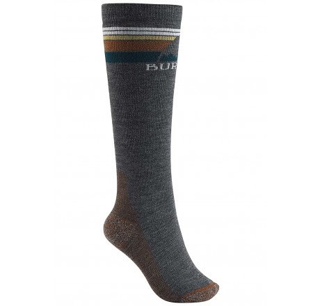 Burton Emblem Midweight Sock calze snowboard da donna