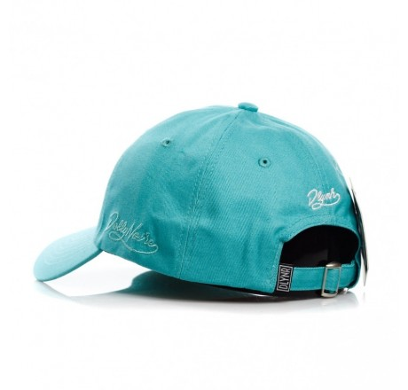 Dolly Noire Curved Teal berretto