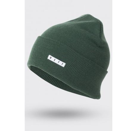 Neff Lawrence Beanie berretto in maglia con risvolto