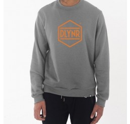 Dolly Noire Hexagon Crewneck
