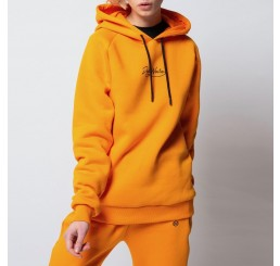 Dolly Noire Sign Hoodie Yellow