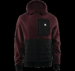 Thirtytwo Filter Polar Fleece Zip Hood